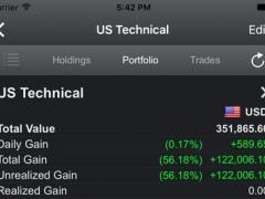 free stock tracker trading portfolio free download