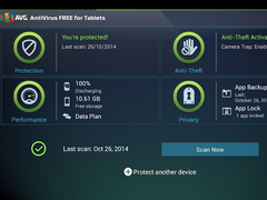 Review Screenshot - Keep Your Phone and Tablet Malware Free with AVG Antivirus
