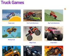Free Truck Games 1.0 Screenshot