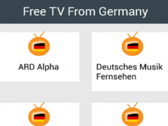 Free TV From Germany 1.0 Screenshot