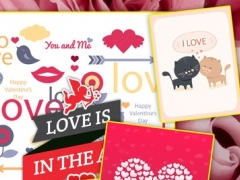 Free Valentine Card Collection 1.0 Screenshot