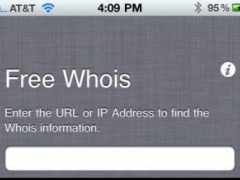 Free Whois 1.3.1 Screenshot