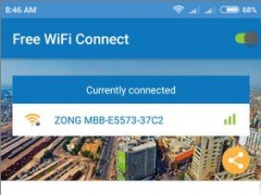 Review Screenshot - WiFi App – Avail Free Internet Anywhere and Everywhere