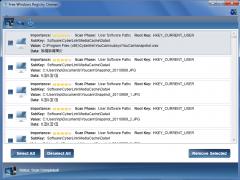 Free Windows Registry Cleaner 1.2.273 Screenshot