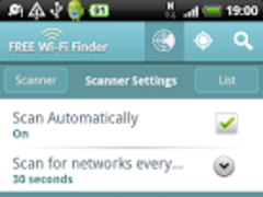 Free Zone - WiFi Manager 1.0 Screenshot