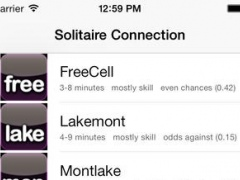 FreeCell Suite - Solitaire Connection 1.7 Screenshot