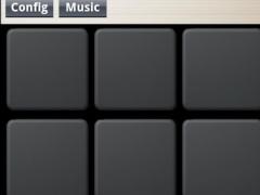 FreeDrumPad for Android 1.5g Screenshot