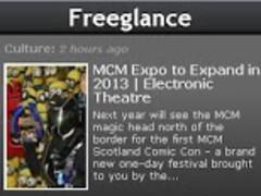 Freeglance 0.6 Screenshot