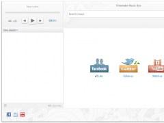 Freemake Music Box 1.0.4.6 Screenshot