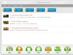Freemake Video Converter 4.1.7 Screenshot