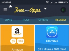 Review Screenshot - Earn Gift Cards of Your Favorite Retailers and Brands