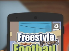 Freestyle [finger] Football 1.0.4 Screenshot