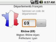 French Departments 1.7 Screenshot