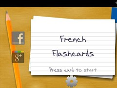 French Flashcards Free 4.2 Screenshot