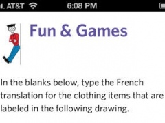 French For Dummies - Official How To Book, Interactive Edition 3.5.3 Screenshot