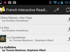French Interactive Readings 1 Screenshot