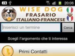 French Italian Phrasebook 2.1 Screenshot