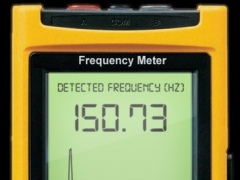 Frequency Meter PRO - Professional tool, Scans frequency from your speaker in REAL TIME, Tune your guitar, piano or scan your voice 1.0.9 Screenshot