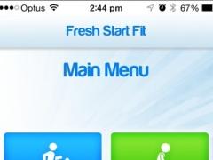 Fresh Start Fit 1.1.0 Screenshot