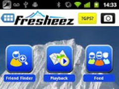 Fresheez Tracking & Gaming  Screenshot