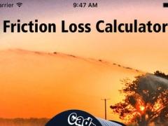 Friction Loss Calculator 4 Screenshot