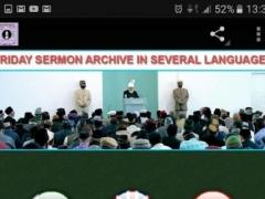 Friday Sermons 1.0 Screenshot
