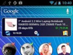 Friend Watcher Widget Facebook 1.0.4 Screenshot