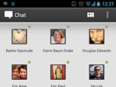 FriendCaster Chat 2.0 Screenshot
