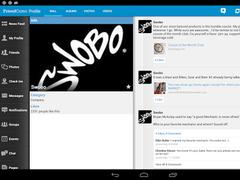 FriendCaster for Facebook 5.4.5 Screenshot