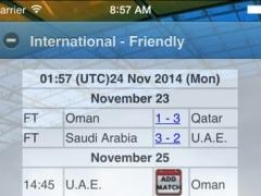 Friendly Match 1.9 Screenshot