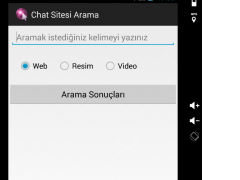 Friendly or Chat Browser 1.0 Screenshot