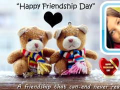 Friendship Day Frames FREE 1.1 Screenshot