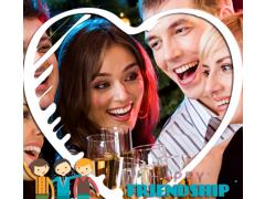 Friendship Day Photo Frames 3 Screenshot