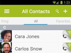 fring Free Calls, Video & Text 4.5.2.2 Screenshot