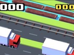 Frog Roads 1.0 Screenshot