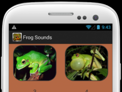 Frog Sound Collection 9.0 Screenshot