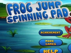 Frog Squatter - The Lilypad Game PRO 1.0 Screenshot