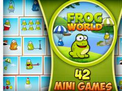 Frog World Go Adventure 3.1 Screenshot