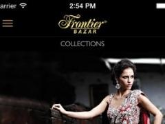 Frontier Bazar 1.1 Screenshot