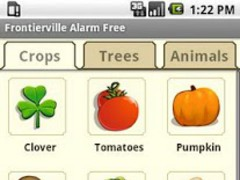Frontierville Alarm Free 1.2 Screenshot