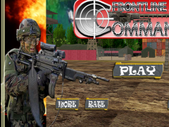 Frontline Army Commando 3D 1.3 Screenshot