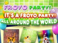 Froyo Party! FULL (Make Frozen Yogurt HD) 1.5 Screenshot