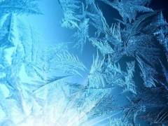 Frozen Glass Live Wallpaper 5.0 Screenshot