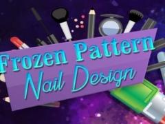 Frozen Pattern Nail Design 1.0 Screenshot