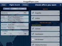 Frugal Flyer 1.1 Screenshot