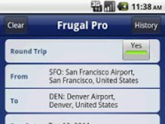 Frugal Pro 1.1 Screenshot