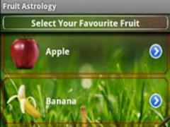 Fruit Astro 1.2 Screenshot