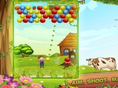 Fruit Charm New Bubble Shooter 5.0 Screenshot