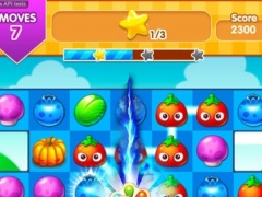 Fruit Match Splash Pop - Puzzle Link Mania 1.0 Screenshot