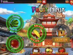 Review Screenshot - Fruit Slicing Game – Slicing Fruits Was Never This Much Fun